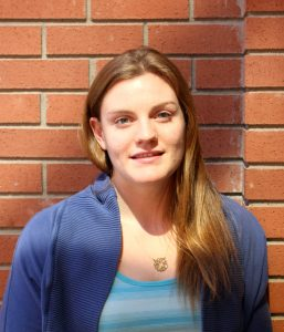 Kayla Brodner, teacher at Kitchener Community School