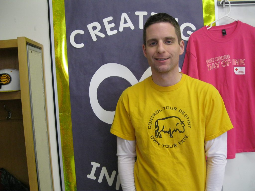 Alumnus Adam Ward: CBC Future 40 Winners Circle for Giftstone Project