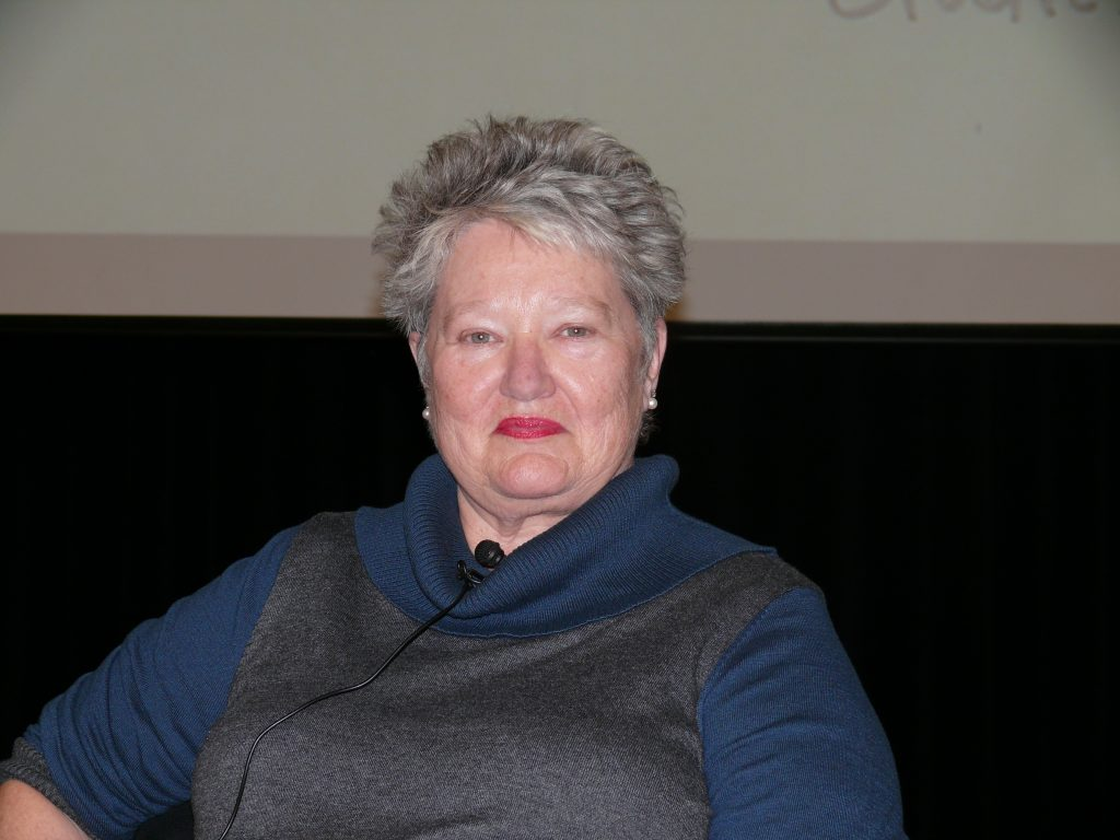 Video of Dr. Patti Lather's U of R Lecture