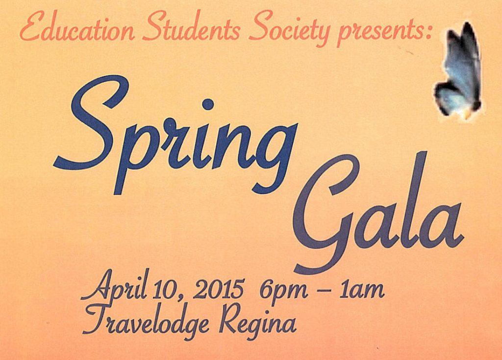 Education Student Society Presents: Spring Gala
