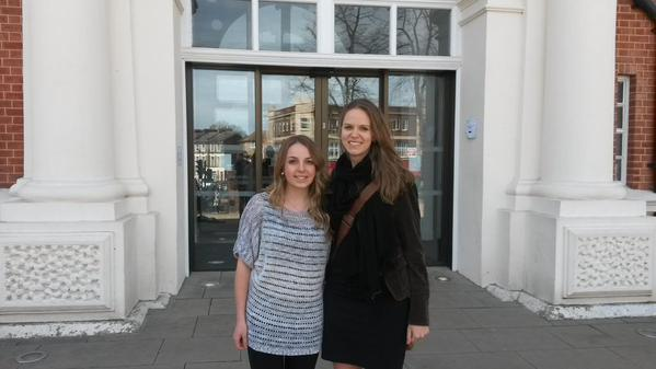 Undergrad Education student and instructor present at DPR15 Conference in UK