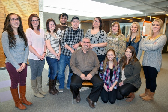 Study in Mexico brings together U of R students