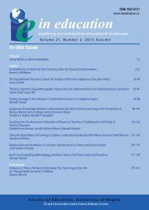 ineducation cover 21-2