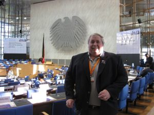 Lyle Benko as Canadian Delegate at UNESCO World Conference on ESD