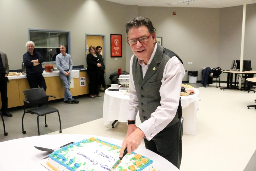 Former Dean Retirement Celebration