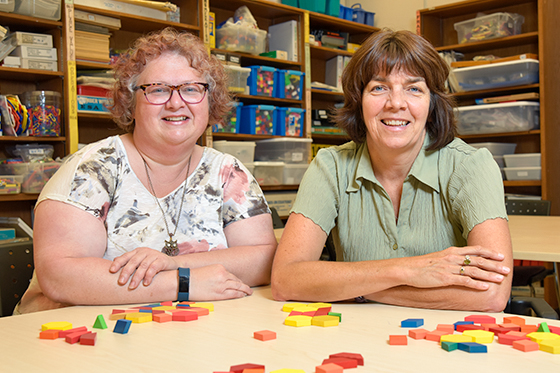 Hey teachers – math got you puzzled? New program may be the key