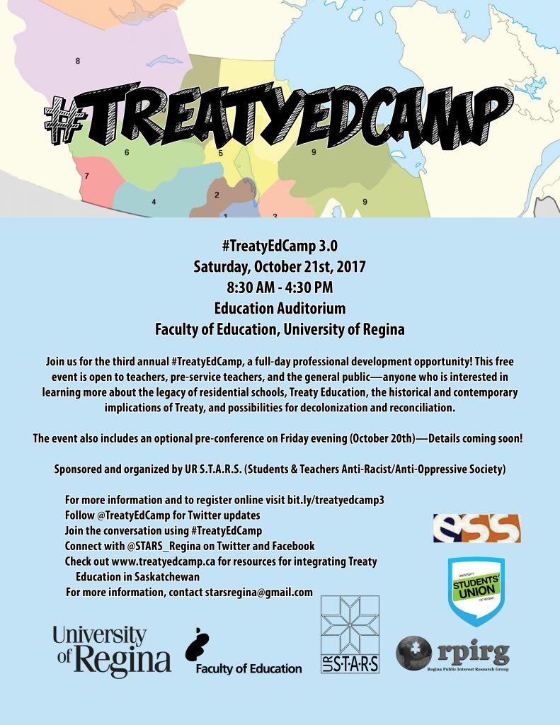 Event: #TreatyEdCamp 3.0