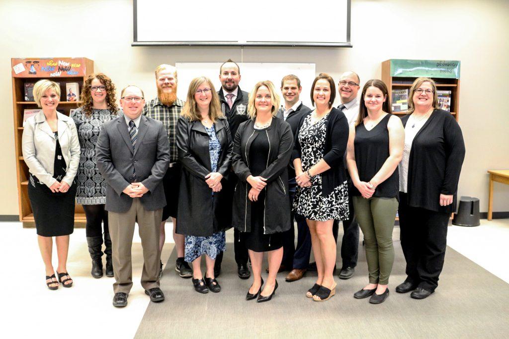 Community-based master's in educational administration program graduates