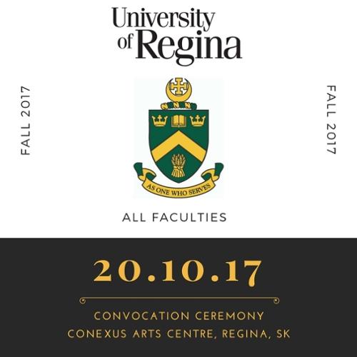 Fall 2017 Convocation
