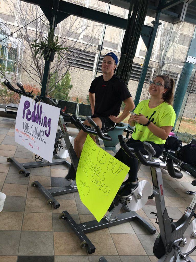 HOPE student association raises money for phys ed gear