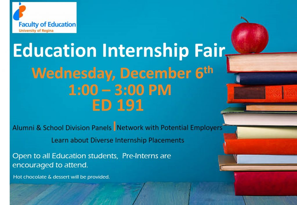 Event: Education Internship Fair