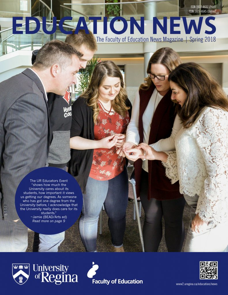 Spring issue of Education News published