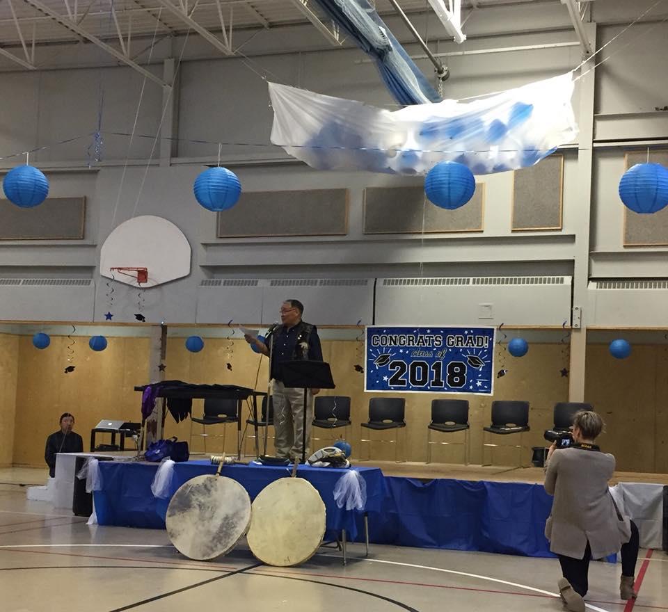 NTEP 2018 Graduates | Taloyoak, Nunavut
