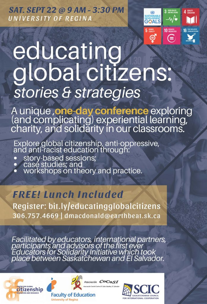 Educating Global Citizens: Stories and Strategies | Student Conference