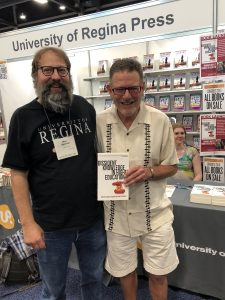 Shortlisted for Saskatchewan Book Awards