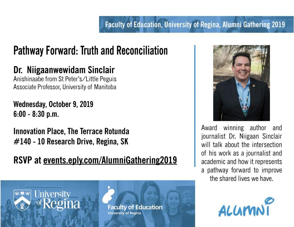 Alumni events October 9, 2019