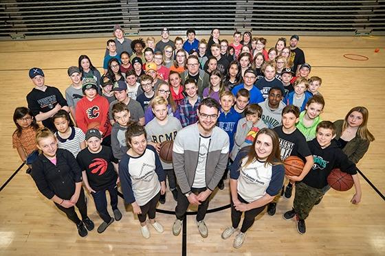 Campus tour inspires Yorkton elementary school students