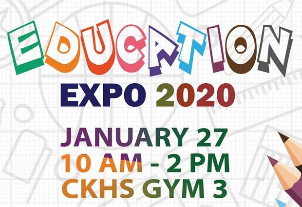 Save the date for Education Expo 2020