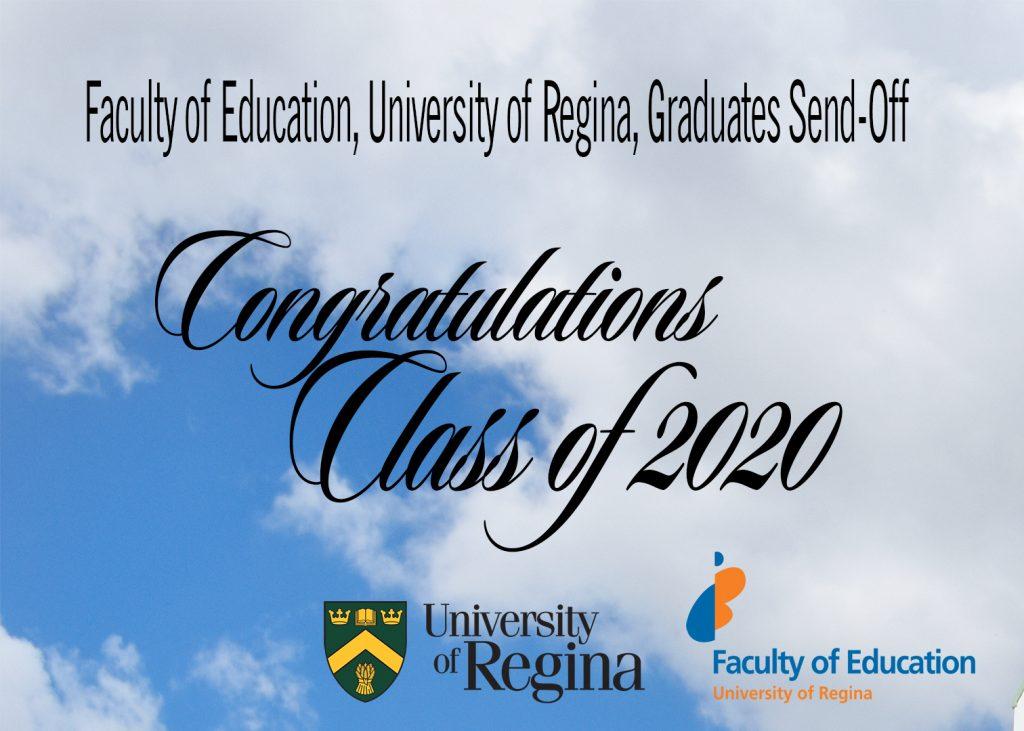 Congratulatory messages to #UREDu Class of 2020
