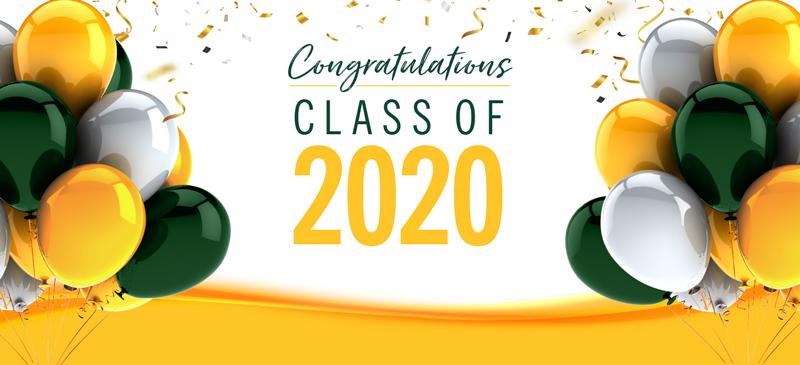 Virtual Celebration Slideshow Class of 2020