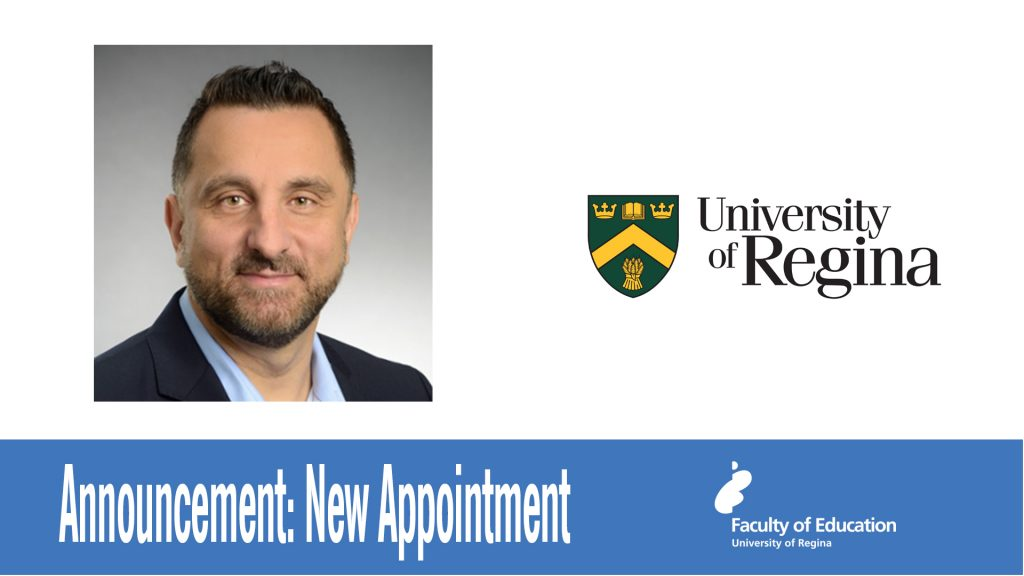 New appointment to the Centre for Teaching and Learning from Faculty of Education