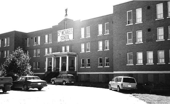 St  Michael's Indian Residential School | Duck Lake