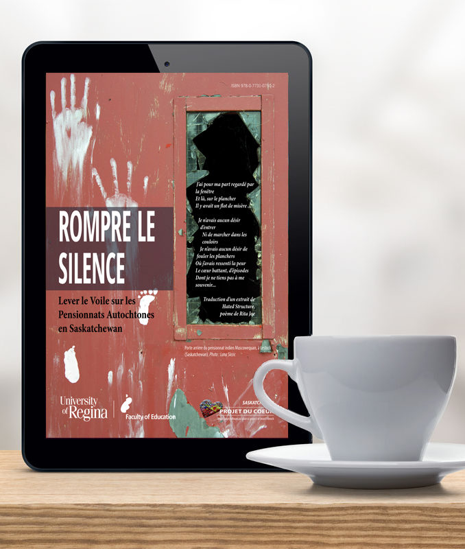 French Ebook Shattering The Silence